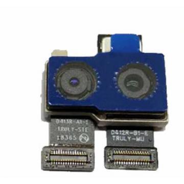 Nokia 8.1 hlavní kamera...