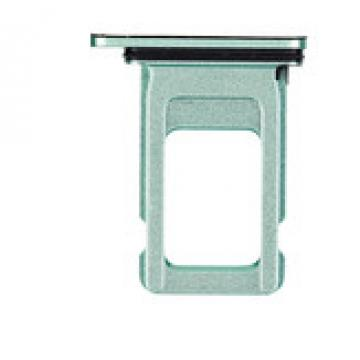 iPhone 11 SIM tray zelený