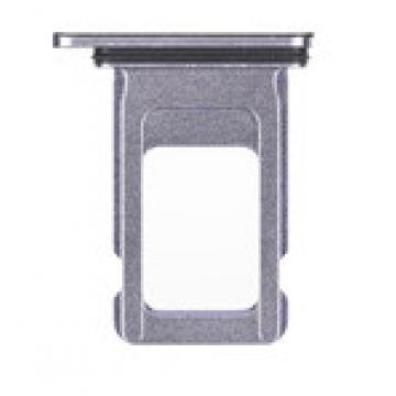 iPhone 11 SIM tray fialový