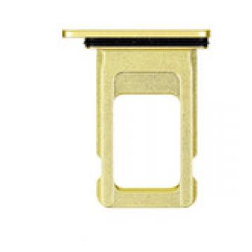 iPhone 11 SIM tray žlutý