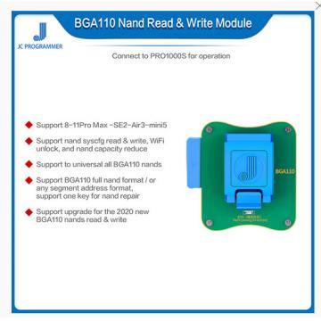 JC BGA110 modul for box...