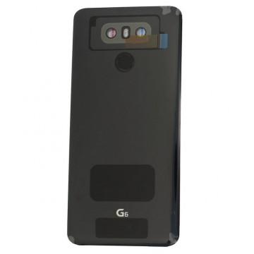 LG G6 H870 kryt baterie černý