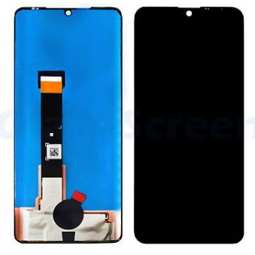 LG Velvet LCD+dotyk černý