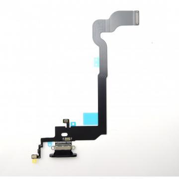 iPhone X flex dobíjení černý