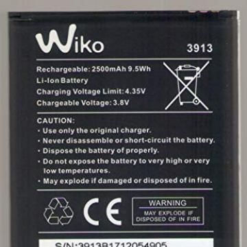 Wiko Lenny 4 / 3913 baterie...