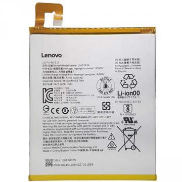 Lenovo L16D1P34 baterie