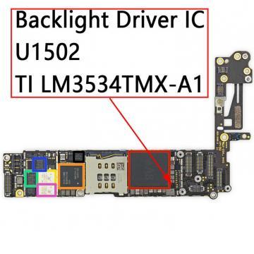 iPhone 6/6+ IC backlight U1502