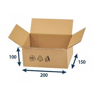 Krabice klopová 200x150x100 mm