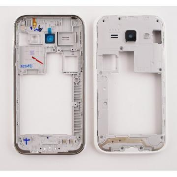 Samsung J100 střední kryt bílý