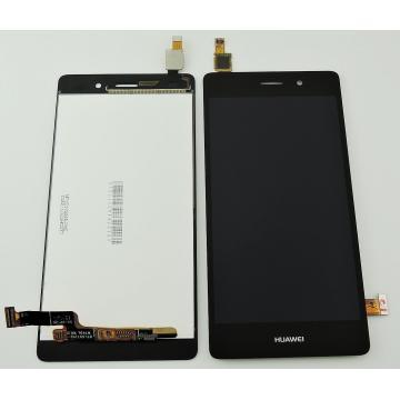 Huawei P8 Lite LCD+dotyk černý