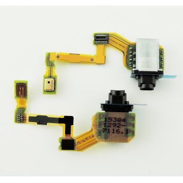 Sony E6653 audio jack+mikrofon