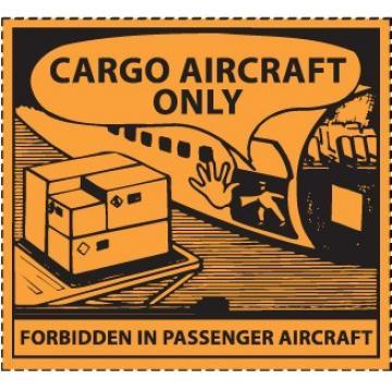 Cargo AIRCRAFT samolepka 2ks