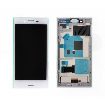 Sony F5321 kompletní LCD bílé