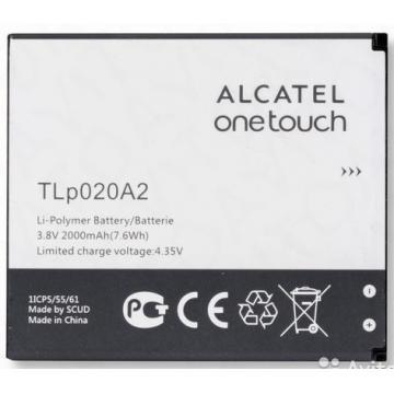 Alcatel TLp020A2 baterie