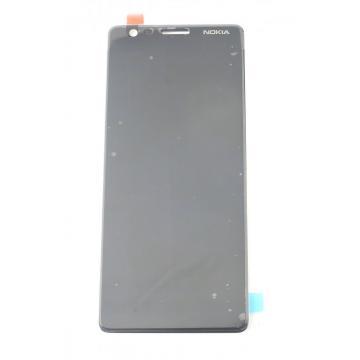 Nokia 3.1 LCD+dotyk černý