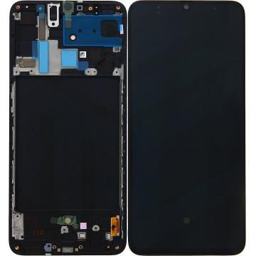 Samsung A705F LCD černý