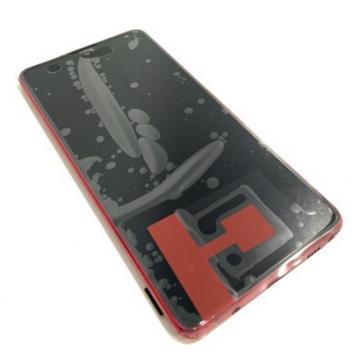 Samsung N770F LCD červený