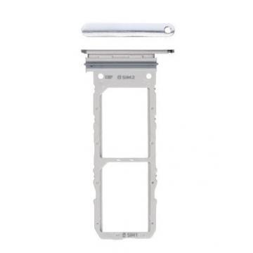 Samsung N970F SIM tray bílý