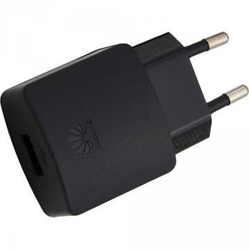 Huawei USB nabíječka černá 1A