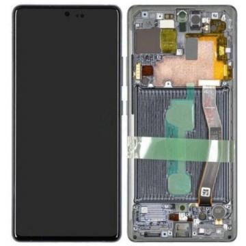 Samsung G770F LCD stříbrný...