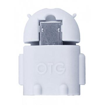 Adaptér microUSB/USB (OTG)...