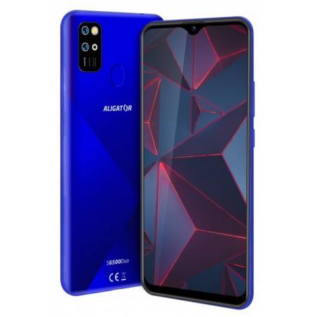 ALIGATOR S6500 Duo Crystal 32GB modrý