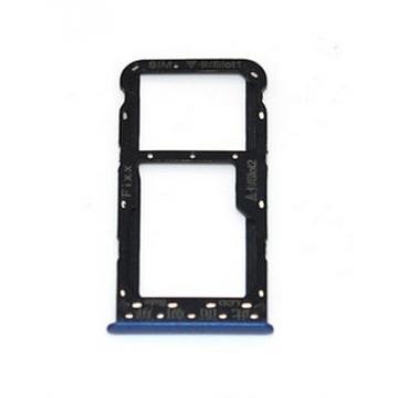 Huawei P Smart SIM tray modrý