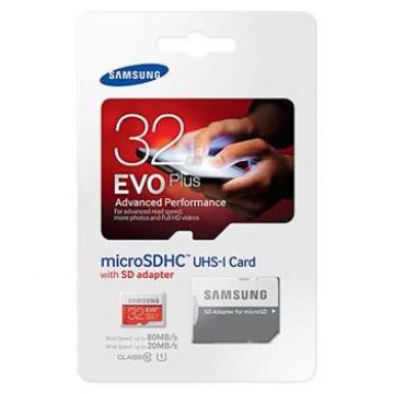 microSDHC 32GB EVO Plus...
