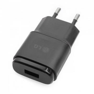 LG MCS-02ED nabíječka černá